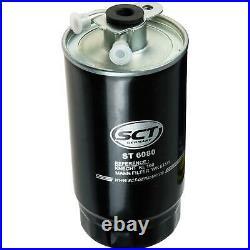 Sketch D'Inspection Filtre Liqui Moly Huile 7L 5W-40 Pour BMW 5er Touring E39