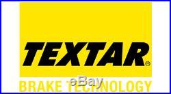 TEXTAR Essieu Avant Frein Disques + Set Plaquettes Pour BMW 5 Touring (E39) 525d