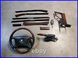Télévision Véritable BMW E39 Touring / Berline Individuel Intérieur Bord Roue