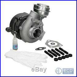 Turbocompresseur système turbo chargeur BMW 3 5 Touring E39 E46 318d 320d 520d