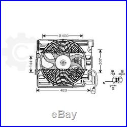 Ventilateur refroidissement moteur de Radiateur BMW Série 5 Touring E39