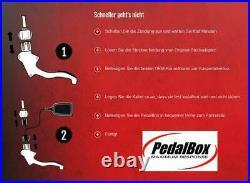 Villes Pedal Box Plus Avec App-Steuerung Pour BMW 5 Touring (E39) 1996