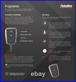 Villes Pedal Box Plus Avec App-Steuerung Pour BMW 5 Touring (E39) 1996- 2004540