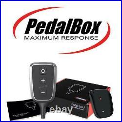 Villes Pedal Box Pour BMW 5 Touring (E39) 1996-2004 525 Tds, 143PS/105kW